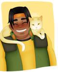 Hunk and Yellow