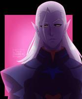Prince Lotor by oceanstide