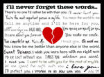 Love Sayings Forgotten.