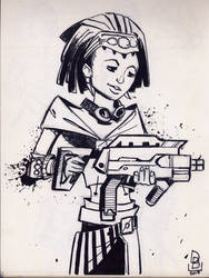 Tales from the Borderlands - Sasha
