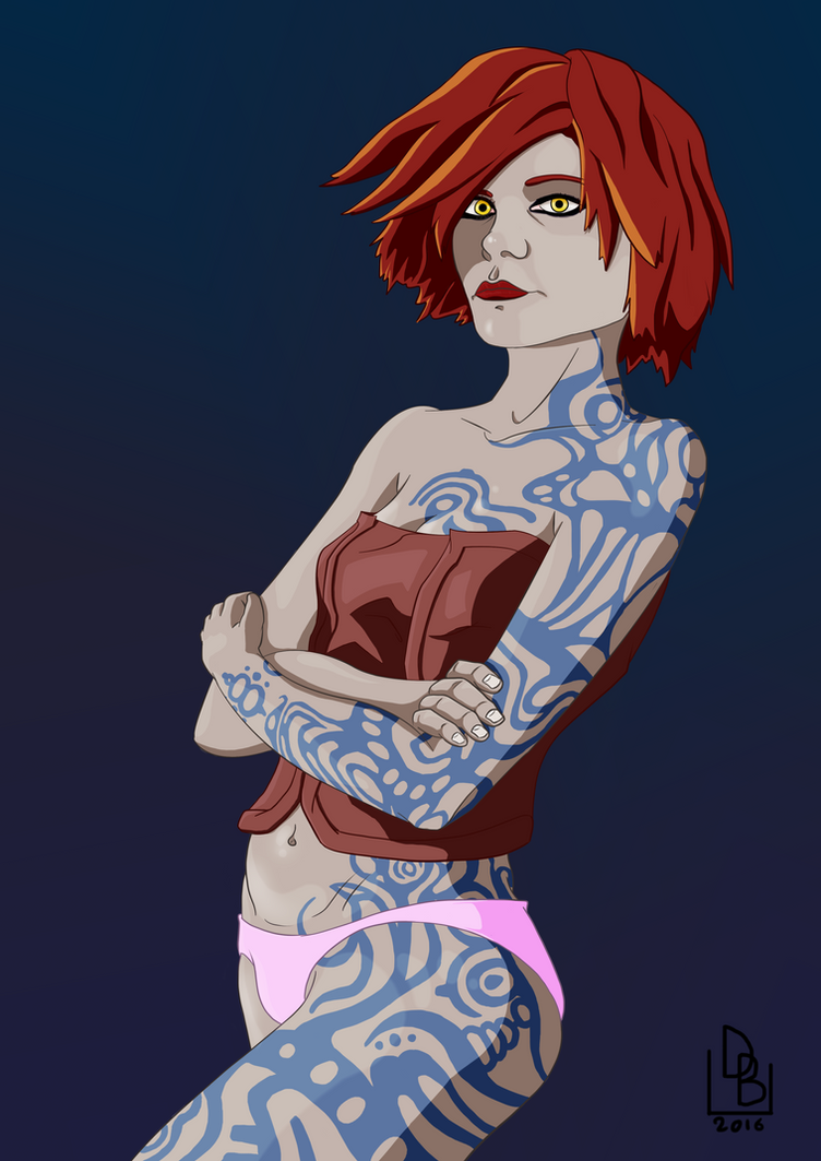 Lilith by NessunoY59