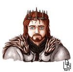 King Robb of House Stark