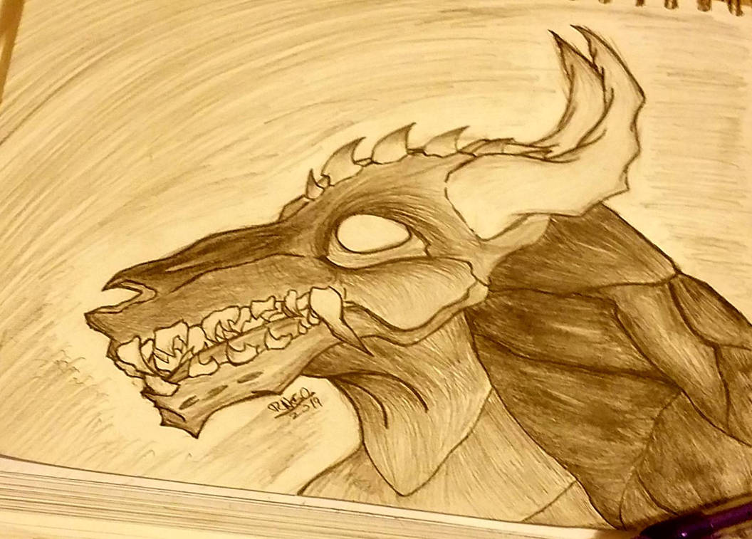 Skull Creature *Finished* by RNK50
