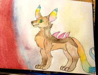Art Trade  by RNK50