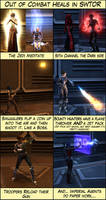 Out of Combat Heals in Star Wars the Old Republic