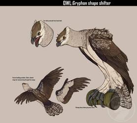Owl by Avian-king