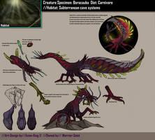 Creature design: Boracauba
