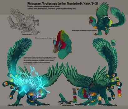 Phalacorax (speedpaint)