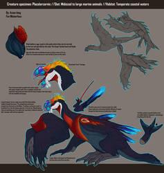 Creature Specimen: Placolarcornis