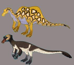 Spinosauridae Adopts 1 (CLOSED)