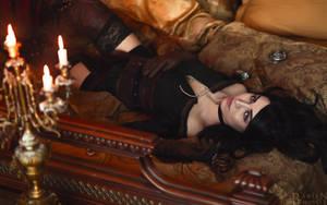 The Witcher 3: Wild Hunt - Yennefer of Vengerberg by FreyaVeles