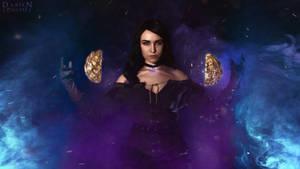 The Witcher 3: Wild Hunt - Yennefer of Vengerberg