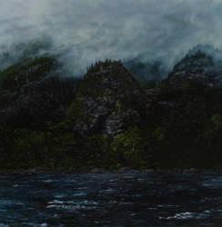 MORNINGMIST by OILPUSHER