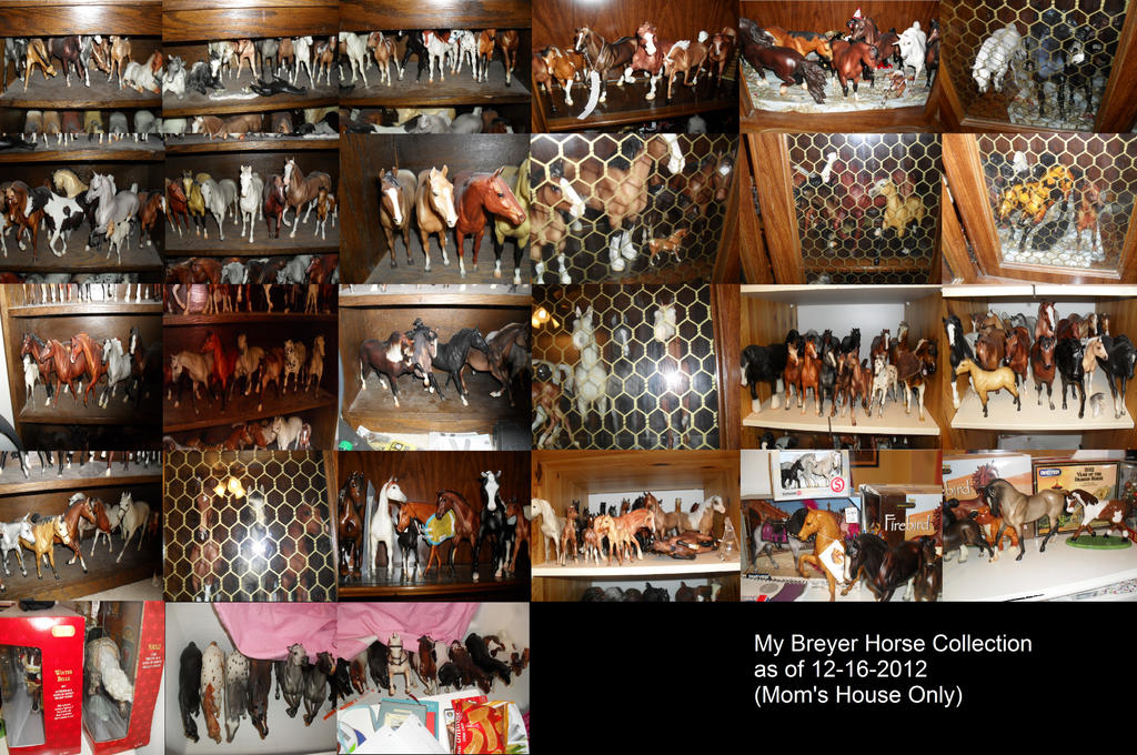Breyer Horse Collection - 12/16/12 (Mom's House) by ...   1024 x 680 jpeg 226kB