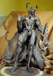 Bronzed Minotaur Lord