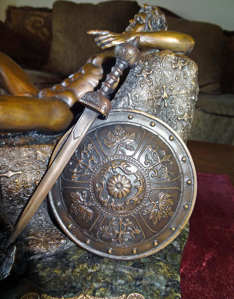 Alexander Magnus by BronzeRealm
