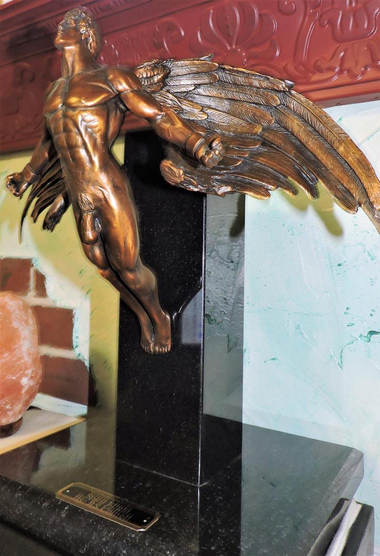Spirit Flight by BronzeRealm