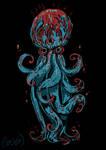 Abyssal horror: Stranger by MisterFeelgood