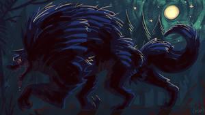 Werewolf, where we wander?