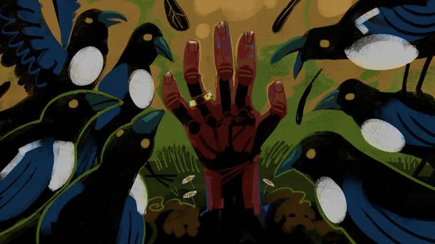 Mischief Of Magpies
