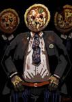 Mr Pizzaface