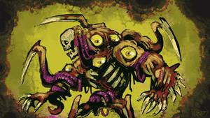 Gnarly Charlie, fleshy horror