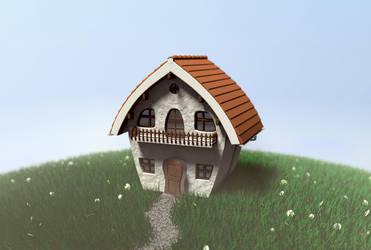 Haus 1 by el-k1k0
