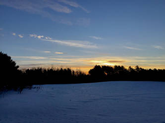 Sunrise by LasagnaTheTrashcan
