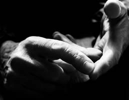 opa's hands