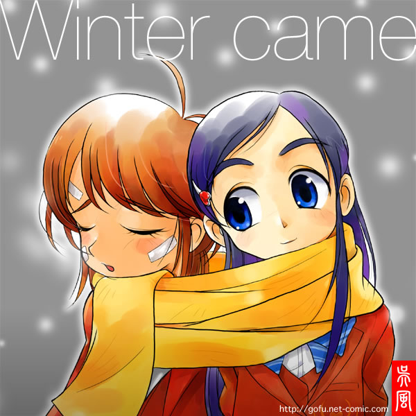 Winter came by gofu-web