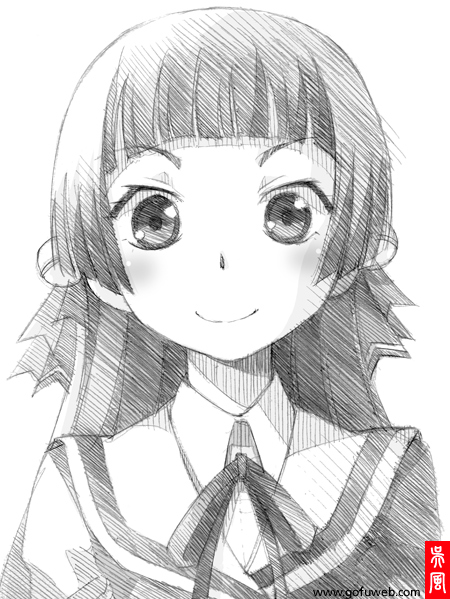 Akiko by gofu-web
