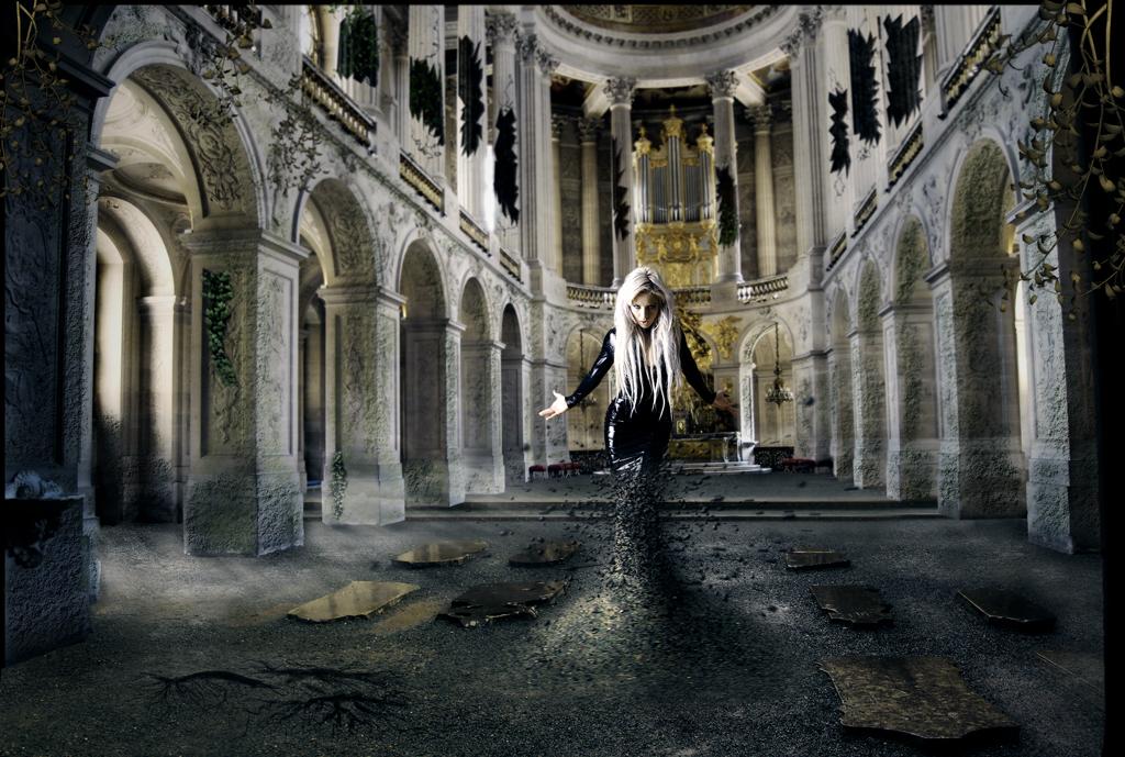 Dark Church By Guidob83