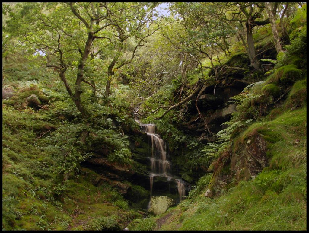 Waterfall near Edlington by Princess-Amy