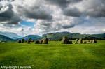 Castlerigg stone circle.