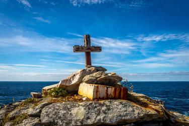 Cross at Malin Head