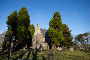 Church, Muggleswick.