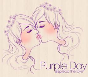 Purple Day: Spread the love