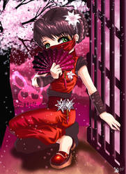 Commission: Lil Ninja by bw-inc