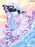 Hali: Water Goddess 4 Dili