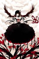 BLACK.FLOWER by bw-inc