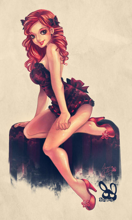 Pin Up by bw-inc