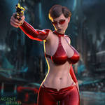 Agent Angelina by agentsherif