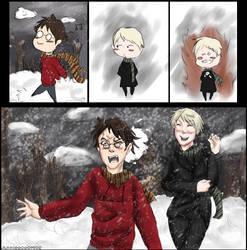 HP: Snowball Fight