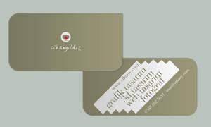 bussines card by cihanYILDIZ
