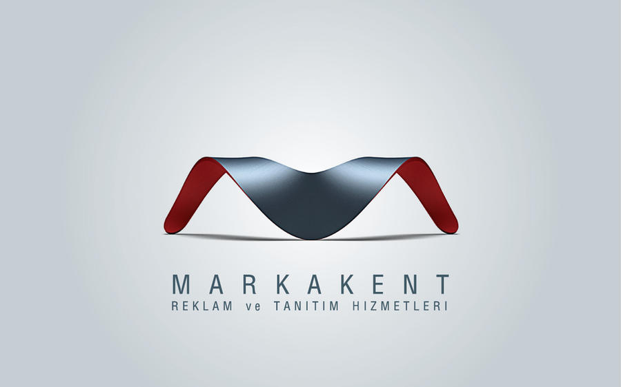 Markakent Advertisign Logo by cihanYILDIZ
