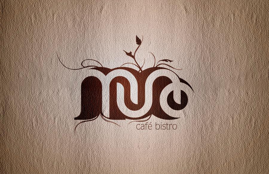Muno Cafe Bistro Logo by cihanYILDIZ