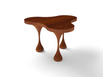Sehpa  Coffee Table  design by cihanYILDIZ