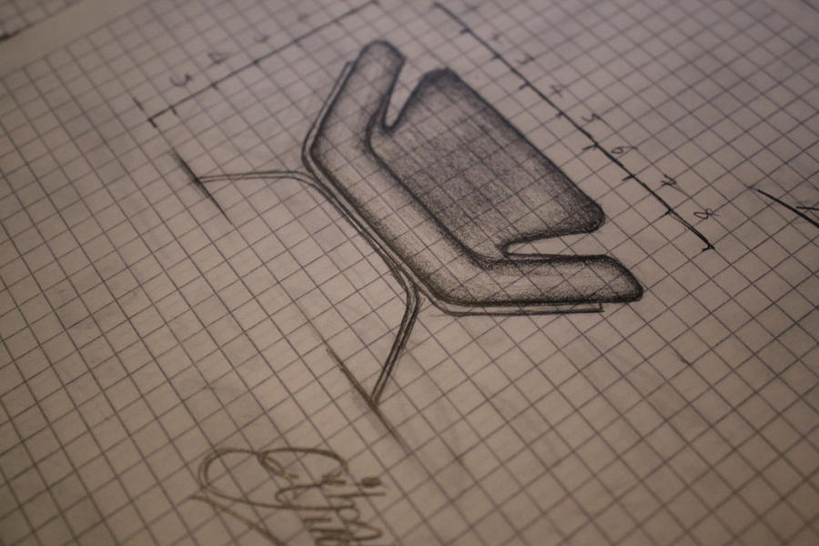 Furniture Sketch 2 by cihanYILDIZ