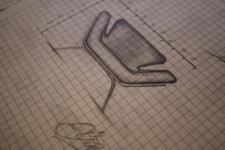 Furniture Sketch 2 by cihanYILDIZ