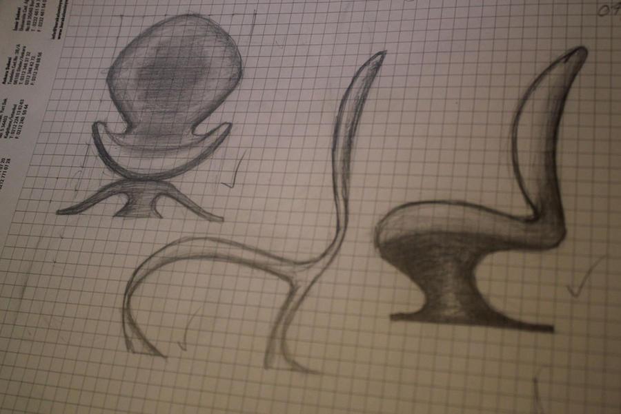 Furniture Sketch 4